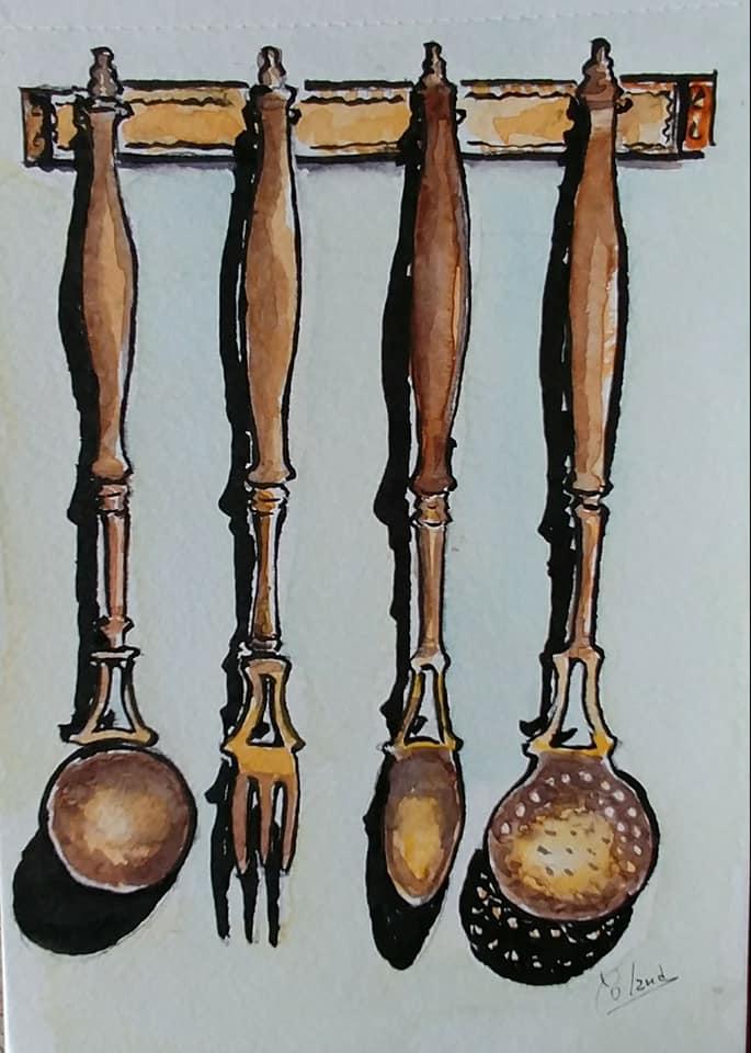 cucharones