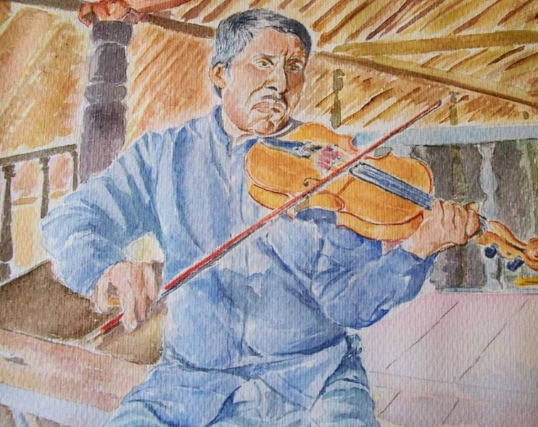 violinista- Yolanda