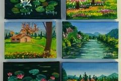 miniaturas paisajes