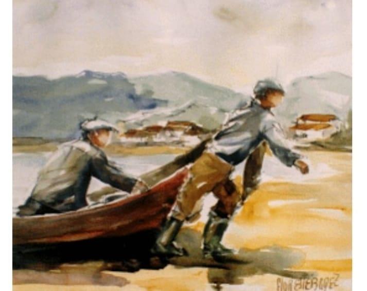Pescadores- Flor