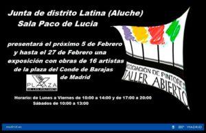 Exposicón Aluche