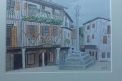 Plaza de la Alberca